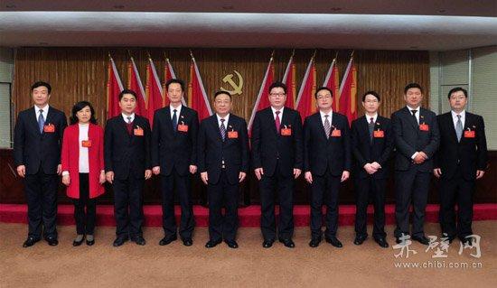 中共赤壁市九届委员会委员