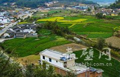 赤壁新增6个省级绿色示范村