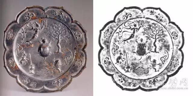 赏古月 从唐朝铜镜里看当时的月亮